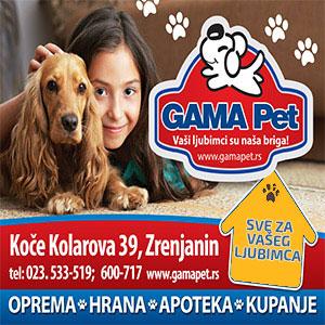 Gama Pet
