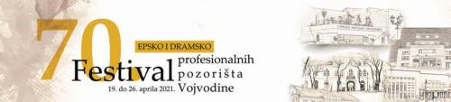 Jubilarni 70. Festival profesionalnih pozorišta Vojvodine u drugačijim uslovima